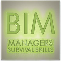 BIM Managers Survival Skills Logo